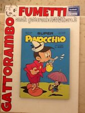 Super Pinocchio N.18 Anno 77 Edicola