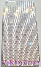 8ss Crystal Rhinestone Bling Back Case for iPhone 5 made with Swarovski Elements