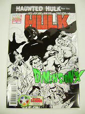 1- MARVEL C2E2 DIAMOND SUMMIT HULK #50 COMIC SKETCH VARIANT 1ST PRINT NM