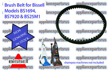 Bissell Shampoo Vac Brush Belt 0150621 suits 1623F 1694F NEW GENUINE IN STOCK
