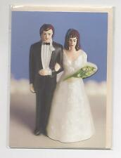 NEUF CARTE RELIEF MARIAGE + ENVELOPPE !! 10 CARTES ACHETEES = PORT GRATUIT
