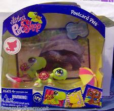 Littlest Pet Shop Postcard Pets Turtle #1009
