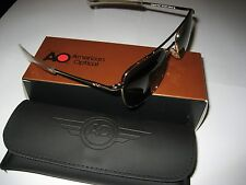 52mm Gold Frames American Optical AO Pilot Sunglasses