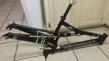 Cannondale Rush full suspension frame 650b with Fox RP23 shock included.Medium