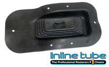 1968-72 Chevelle Elcamino SS Manual Trans Floor Shifter Rubber Boot with Console