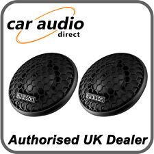 Audison AP1 Tweeters - 26mm 150Watt Car Audio Stereo Tetolon Fibre Tweeters