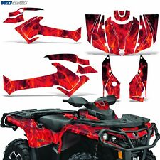Graphic Kit Can-Am Outlander SST G2 XT 500/650/800R/1000 Decal Wrap 12-16 ICE R