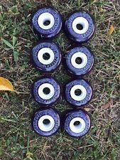 Tron-x Indoor Roller Hockey Wheels Set Of 8 (4- 80mm And 4-76mm)