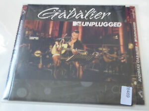 ANDREAS GABALIER : MTV Unplugged  > VG+ (CD)