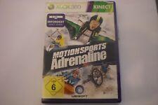Motion Sports Adrenaline (Kinect erforderlich) XBOX 360 Sport Fitness Game