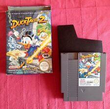 Duck tales 2 Nintendo Nes Pal A Gig ita Capcom