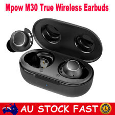 Mpow M30 Bluetooth5.0 in-Ear Earbuds Wireless Headphones IXP7 Waterproof Headset