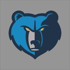 Memphis Grizzlies #2 NBA Team Pro Sports Vinyl Sticker Decal Car Window Wall