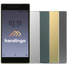 Sony Xperia Z5 E6653 32GB Smartphone Schwarz Weiss Gold  Android LTE Wifi Wow