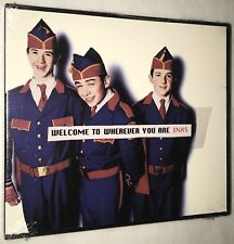INXS - Welcome To Wherever You Are Atlantic Records A2 82394 Hutchence 1992