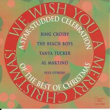 "CD ""We Wish You a Merry Christmas"" a Star-Studded Celebration - FREE SHIPPING!"