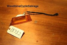Gl1200 left  Front Turn SIGNAL light Honda Goldwing