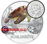 3 Euro Commémorative Autriche 2019 Couleur - La Tortue UNC