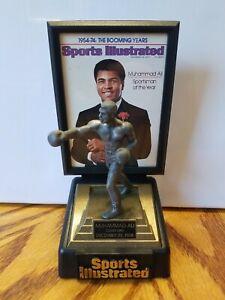 Muhammad Ali Pewter Figure Sports Illustrated 1997 Boxing Series 1. No box