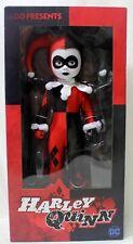 Mezco DC Living Dead Dolls Harley Quinn Doll New Sealed