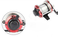 Right Handed-Round Big-Game Baitcasting Fishing Reel Trolling Reels With-Line