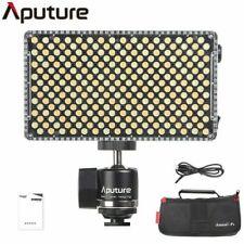 Aputure Amaran AL-F7 Led Video Light Panel Bi-Color Dimmable CRI95+ on Camera
