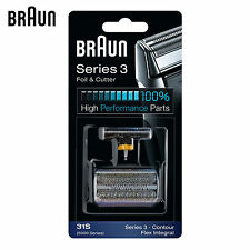 Now! Braun Series 3 Foil & Cutter 31S foil and cutter detachable