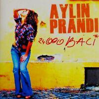 AYLIN PRANDI : 24 000 BACI - [ PROMO CD SINGLE ]