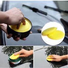 12PCS Useful Waxing Polish Foam Sponge Cleaning Wax Applicator Pads Glass Car