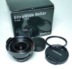 Voigtländer Ultra Wide-Heliar 5.6 12mm II für Leica M An-Verkauf ff-shop24