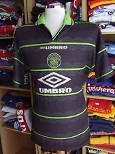 Vintage Shirt Celtic Glasgow FC 1998/99 (L) Away Umbro Trikot Jersey