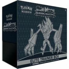 More details for pokémon sun and moon burning shadows elite trainer box etb - factory sealed