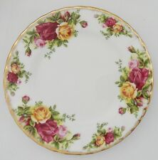 Royal Albert Old Country Roses Bread Dessert Plate Bone China