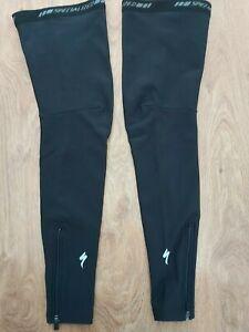 Specialized Black Leg Warmers - Size Medium