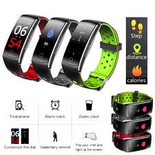 Q8S Waterproof IP68 Smart Watch Heart Rate Blood Pressure Monitor Sport Bracelet