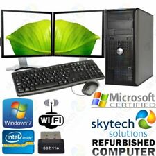 "Desktop PC 17"" integrato RAM 4GB"