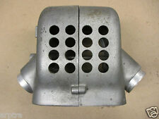 BMW R65 R80 R100S R100RS R90S airhead breather box drilled airbox