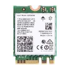 Intel Wireless-AC 8265 NGFF Dual Band 802.11ac 867Mbps WiFi + Bluetooth 4.2 Card