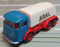 Faller AMS ARAL CAMION citerne avec camion Transmission de trafic