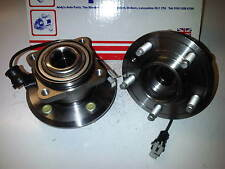 OPEL / VAUXHALL ANTARA 2.0 2.2 2.4 3.0 06-15 2x NEW REAR WHEEL BEARINGS + ABS