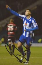 SHEFFIELD WEDNESDAY: LEON BEST SIGNED 6x4 ACTION PHOTO+COA