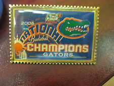 LOT of 6 PINS - 2006 NCAA National Champs Florida Gators