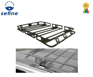Smittybilt For F-250/ 350 / Bronco / Blazer Bolt Together Roof Rack 45505 + AM-6