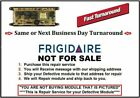 318010102 Mail-In Repair Service Frigidaire Oven Control Board 1 DAY TURNAROUND photo