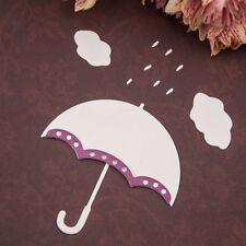 Umbrella Metal Cutting Dies Stencils For DIY Scrapbooking Photo Album Paper^Card