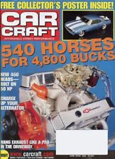 CAR CRAFT 2002 JUNE - DON PRUDHOMME, SCJ HEADS, EFI