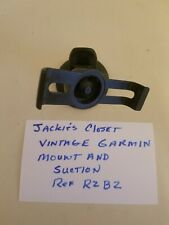 GENUINE GARMIN NUVI FRICTION  DASHMOUNT GPS HOLDER W/ BRACKET  our ref # r2b2