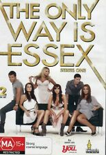 The Only Way Is Essex - Series 1 (2 DVDs) - Very Good - Region 4 - Aust Seller