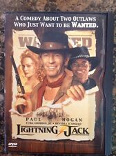 Lightning Jack (DVD, 2000) Authentic US Release RARE OOP