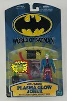 World of Batman Plasma Glow Joker 1999 action figure